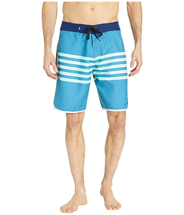 Quiksilver Everyday Grass Roots 20 Boardshorts (Southern Ocean) Men