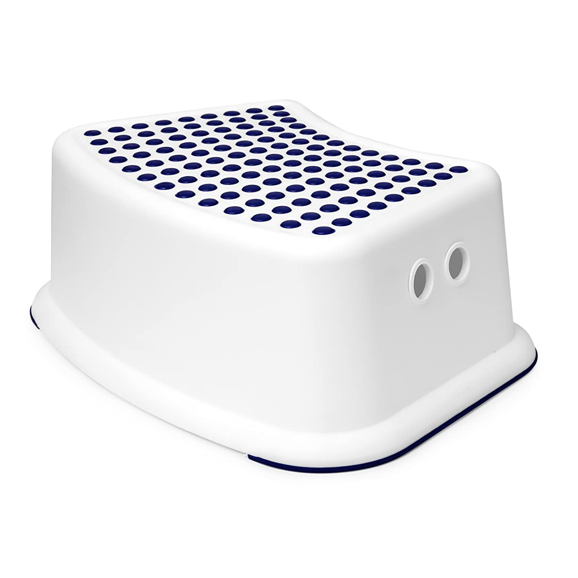 Tundras Boys Blue Step Stool - Great for Potty Training, Bathroom, Bedroom, Toy Room, Kitchen, and Living Room. Perfect for Your House