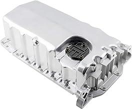 MYSMOT 038103601NA 038103603N Engine Oil Pan Drain Plug Kit Compatible with Volkswagen Beetle 1998-2006/2011-2013 VW Clasico / 1999-2006 VW Golf / 1999-2005 VW Jetta 1.9L 2.0L Diesel