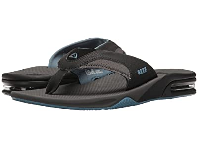 Reef Fanning (Grey/Light Blue) Men