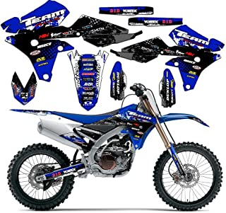 Team Racing Graphics kit compatible with Yamaha 2005-2020 TTR 230, SCATTER
