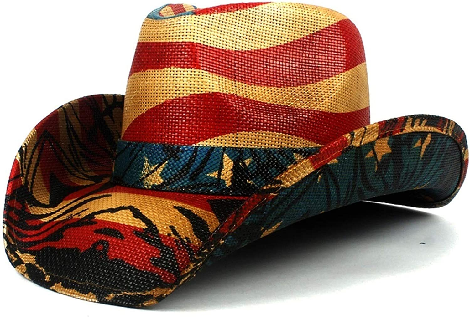 HatCap Financial sales sale Mail order cheap Men's Women's Westerly Style Hat Wheat Cowboy Cowgirl