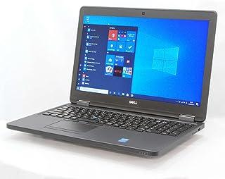 Webカメラ内蔵【Win 10搭載】DELL LATITUDE E5550 ★高性能第5世代Core i5 2.2GHz/8GBメモリ/SSD512GB/15.6インチ ✚ テンキー/WiFi/Bluetooth/Office/中古パソコン