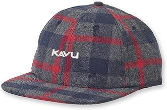 KAVU Cabin Fever Fishing Hats, One Size, Americana