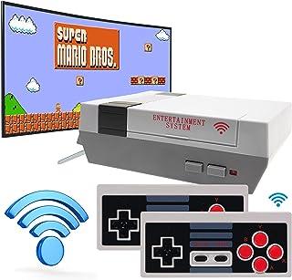 کنسول بازی دستی LIFTREN Classic ، کنسول بازی کلاسیک بی سیم ساخته شده در کنسول بازی دستی 620 Game ، کنسول پخش کننده بازی ویدیویی -01
