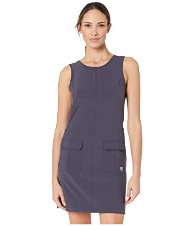 Helly Hansen Vik Dress (Graphite Blue) Women
