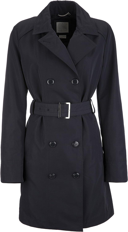 Geox Womens Jacket W7220a  Black Jacket