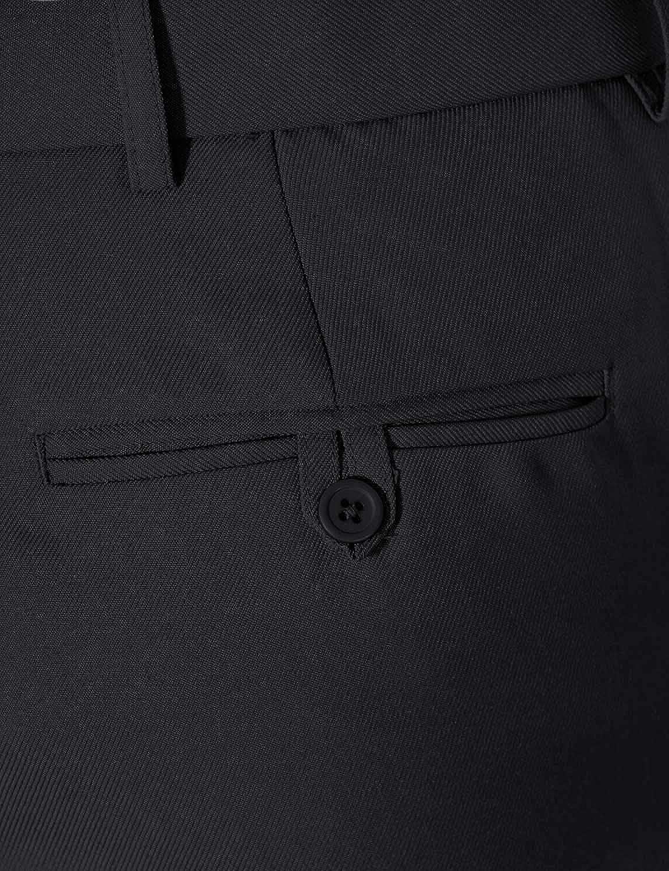 para Hombre Chums Pantalones El/ásticos Formales de Calidad