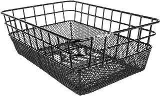 Sunlite Rack Top Wire/Mesh Basket, 10.25 x 15 x 5