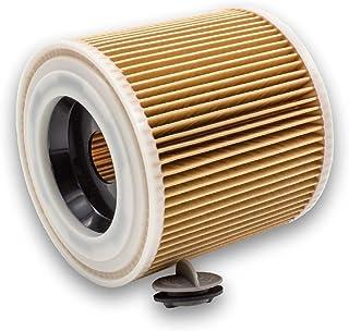 vhbw Filtro cartucce universale per aspirapolvre Kärcher NT 27/1 ME Professional, NT 48/1 TE Professional