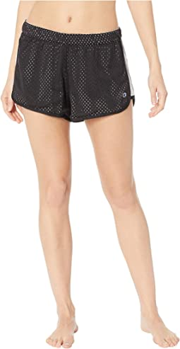 Reversible Mesh Shorts