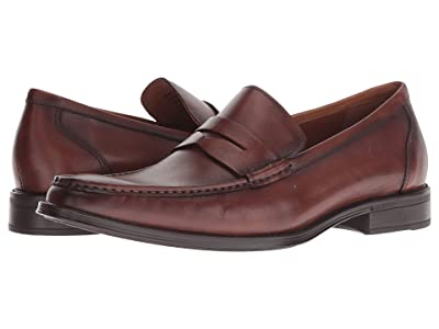 Florsheim Amelio Penny Loafer (Cognac Smooth) Men