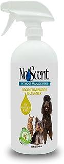 No Scent Anal Gland Express & Skunk - Professional Pet Grooming and Skunk Odor Eliminator & Cleaner - Safe Natural Fast Mi...