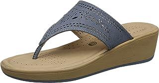 BATA Women Comfi Wedge Slippers