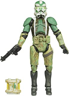 Star Wars 3.75 Vintage Figure Commander Gree
