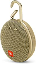 JBL Clip 3 Portable Waterproof Wireless Bluetooth Speaker - Sand
