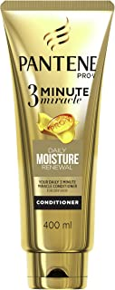 Pantene Daily Moisture Renewal Conditioner 3 Minute Miracle 400ml