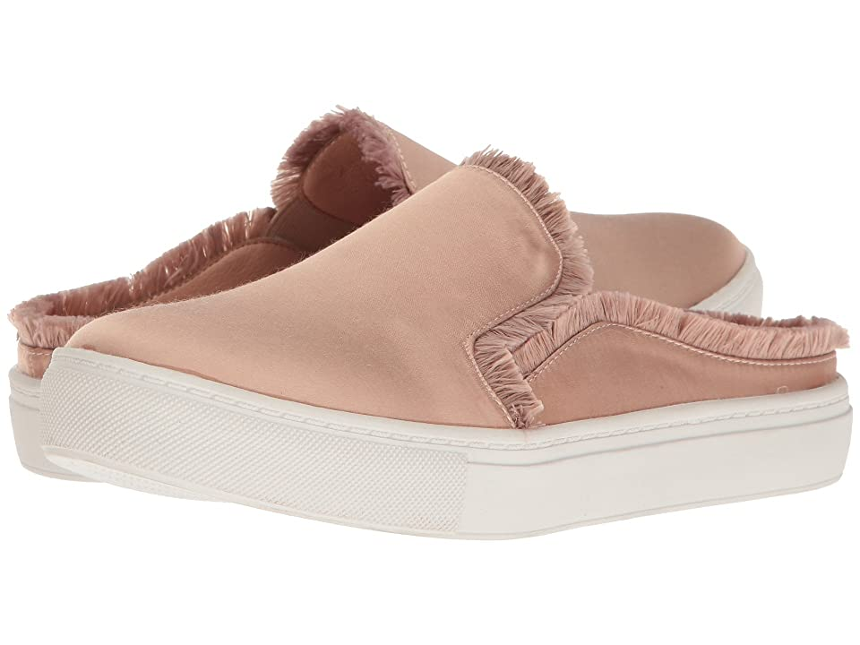Dirty Laundry Jaxon Satin Mule Sneaker (Summer Nude) Women