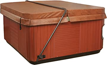 Blue Wave NP5022  Low Mount Spa Cover Lift,Brown
