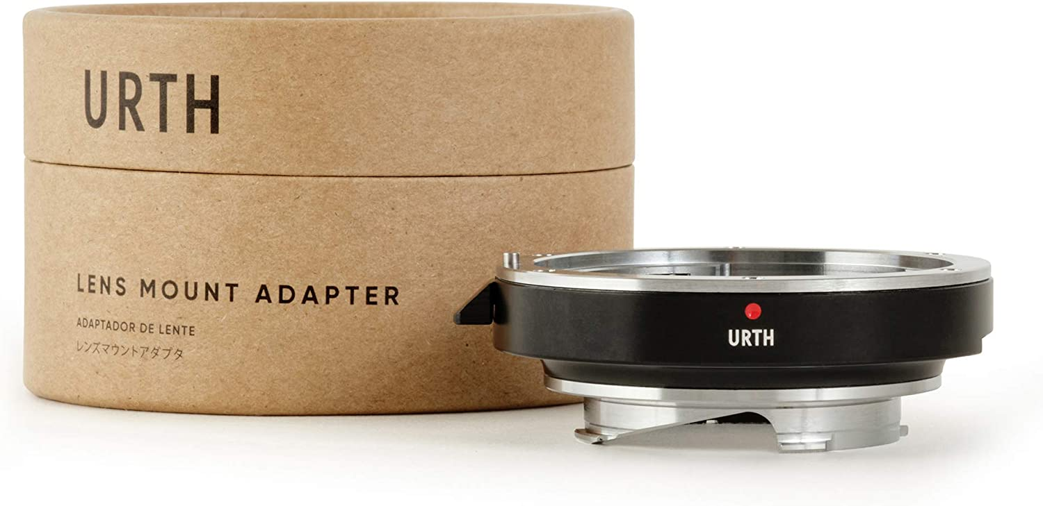 Urth x Gobe Lens Mount Adapter: half EF-S with Direct sale of manufacturer Canon EF Compatible