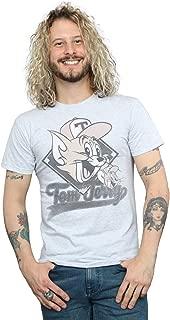 Tom and Jerry Men's Baseball Caps T-Shirt