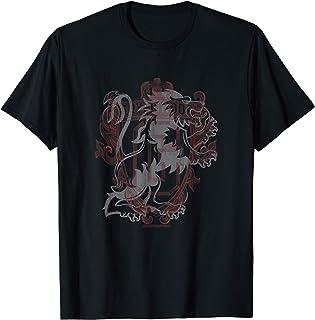 Harry Potter Gryffindor Lion Crest T-Shirt