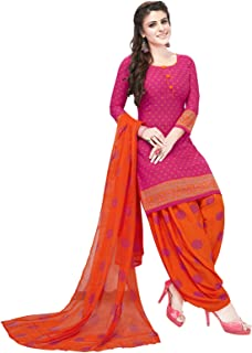 0ace84068f Amazon.in: Under ₹500 - Dress Material / Ethnic Wear: Clothing ...