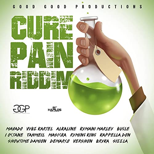 Cure Pain Riddim [Explicit]