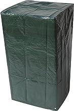 Woodside - Bâche/Housse de protection pour chaises de jardin empilables - imperméable