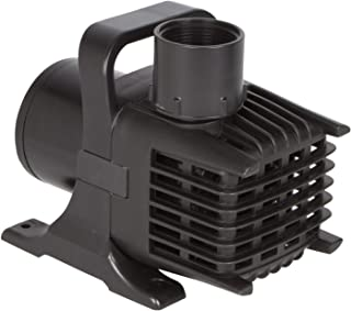 Atlantic Water Gardens TT2000 Energy Efficient Pond & Waterfall Pump, Black