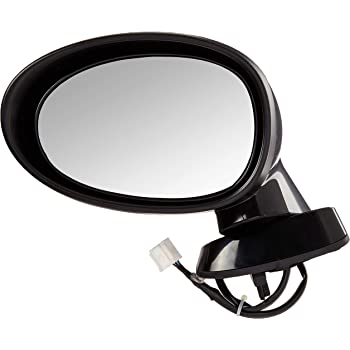 OE Replacement Mazda Miata//Mx5 Passenger Side Mirror Outside Rear View Partslink Number MA1321165 Unknown