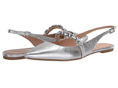 Jewel Badgley Mischka Bambi (Silver) Women