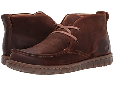 Born Glenwood (Rust Distressed) Men