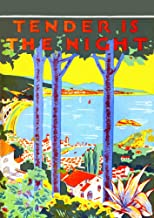 F Scott Fitzgerald Tender is the Night A Romance New York Charles Scribners Sons 1934 First edition Poster Print by unknown (24 x 36)