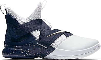 Amazon.com   Nike Zoom Lebron Soldier XII SFG Basketball Shoes ...