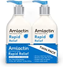 Best amlactin alpha hydroxy therapy cerapeutic restoring body lotion Reviews