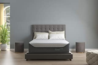 Ashley Furniture Signature Design - 14 Inch Chime Elite Mattress - Bed in a Box - Queen Size - White
