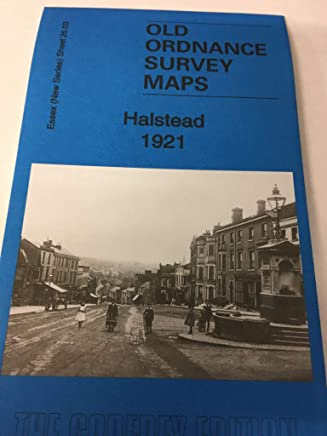 Halstead 1921: Essex (New Series) Sheet 26.03