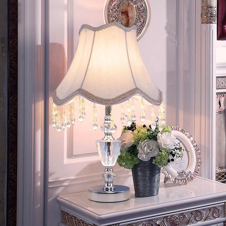 5151BuyWorld Lampe Tischlampe Schreibtisch Kristall Lichter K9 Home Tischleuchten Lampe Lampe Moderne Home Tischlampen Schlafzimmer Nachttischlampe E27 Top Qualitt