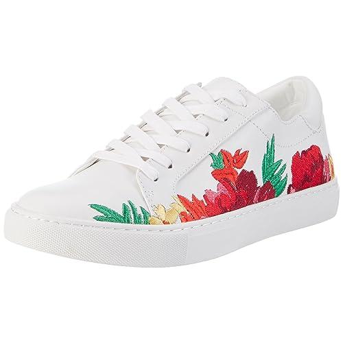 ed4ef26e687d9 Embroidered Sneakers: Amazon.com