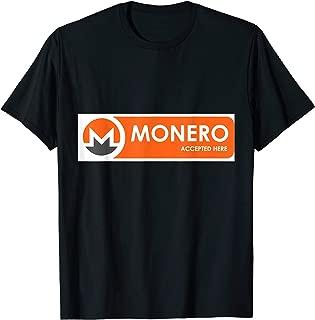 Best monero t shirt Reviews
