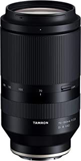 Tamron 70-180mm F/2.8 Di III VXD for Sony Full Frame/APS-C E-Mount, Black