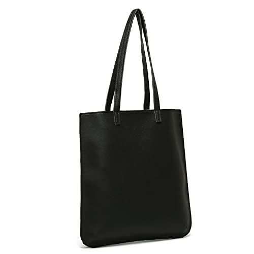 Red Cube Ladies Faux Leather Tote Bag