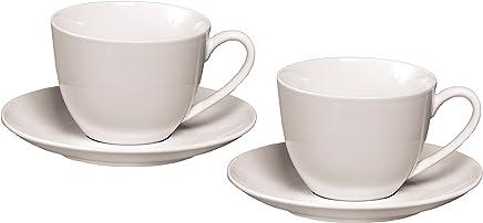 Preisvergleich für Ritzenhoff & Breker Cappuccino-Set Bianco, 4 teilig, 300 ml