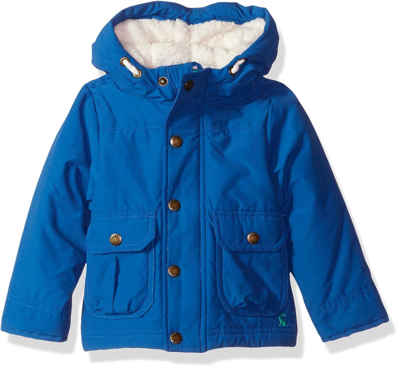 Joules Boys Parker Parka Coat