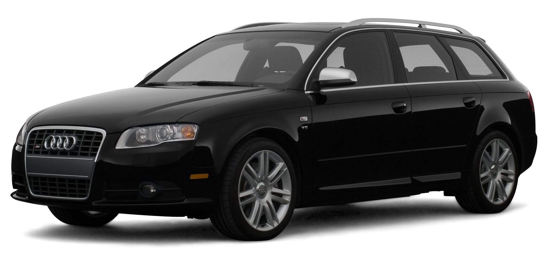 ... 2007 Audi S4, 2007 5-Door Avant Wagon Automatic Transmission ...