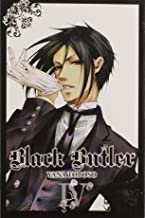 Black Butler, Vol. 4 (Black Butler, 4)