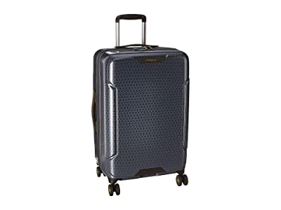 Hedgren Glide Mex 24 Expandable Spinner (Volcanic Glass Grey) Bags