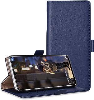 Huawei P30 lite ケース 手帳型 スキミング防止 Qi充電対応 四色 WE LOVE CASE 手帳型 耐衝撃 Huawei P30 lite 手帳型ケース カードポケット付き 二つ折り 上品 財布型 マグネット P30liteケース P30liteカバー おしゃれ 可愛い