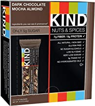 product image for KIND Bars qgHVJDM, Dark Chocolate Mocha Almond, 12 Count